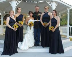 convertible bridesmaid dresses black infinity dress etsy