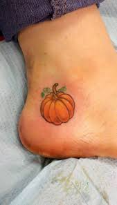 best 25 pumpkin tattoo ideas on pinterest halloween tattoo