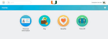 University Of Miami Parking Map by Workday Hr I University Of Miami