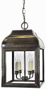 Outdoor Brass Lights Large Hemingway Hanging Outdoor Lantern Solid Brass 505a
