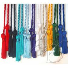 cords for graduation single honor cords for graduation from homeschool or high school