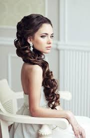 Hochsteckfrisurenen Lange Haare Seitlich by 1001 Ideen Für Brautfrisuren Offen Halboffen Oder Hochgesteckt