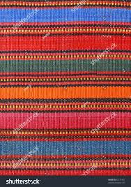Stylerug by Colorful African Peruvian Style Rug Surface Stock Photo 62171941