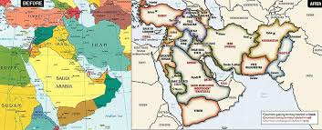 middle east map changes president bush s 2006 middle east map is enraging friends and foes