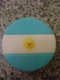 cake cupboard world cup argentina and germany flag