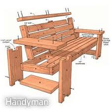 Diy Wood Garden Chair by Best 25 Patio Bench Ideas On Pinterest Fire Pit Gazebo Pallet