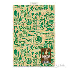 bicycle wrapping paper bigfoot bike and skate bigfoot shirts stickers patches etc