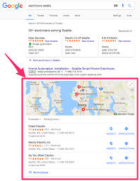 Seattle Washington Zip Code Map by The Definitive Guide To Local Seo
