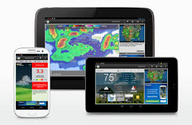 weatherbug packs features into for android smart phones