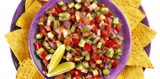recette cuisine mexicaine tacos et salade mexicaine pour l apéro facile et pas cher