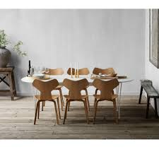 fritz hansen dining table fritz hansen super elliptical dining table fixed palette