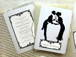 minnie mouse diy party favors art deco wedding invitations 1920s