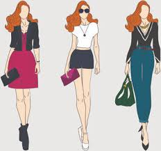 all free clipart free clip fashion model silhouette free vector