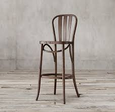 Thonet Bistro Chair All Wood Seating Rh
