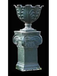 ornamental vases cast iron recuperando