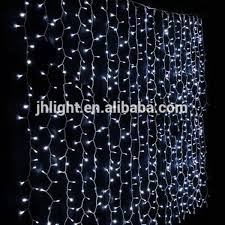 720 led multi action curtain lights christmas lights blue with