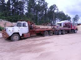 1969 mack r611st oil field winch truck nicholas fluhart