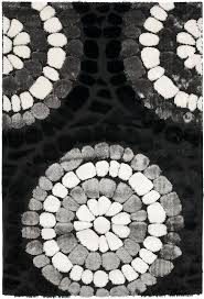 White And Black Area Rug 162 Best Share Your Shag Images On Pinterest Area Rugs Shag
