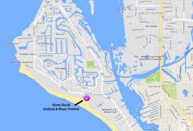 Siesta Key Florida Map by Zapp Event Information Siesta Beach Seafood U0026 Music Festival 2017