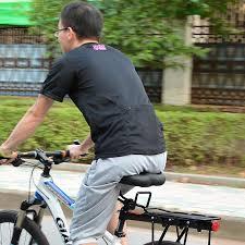 Comfort Bike Seat Aliexpress Com Buy Rockbros New Shock Absorption Comfortable