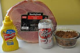 baked ham with easy glaze your sunday dinner memories