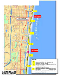 Map Of Delray Beach Florida by Race Info