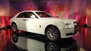 roll royce india rolls royce ghost series ii launched in chennai