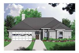 eplans ranch house plan brick bungalow with curb appeal 1300