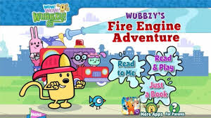 wow wow wubbzy game video wubbzy u0027s fire engine adventure episode