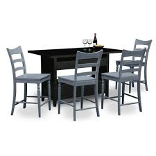 dining tables 7 piece dining set bar sets at walmart round