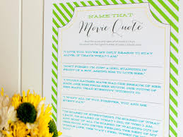 20 bridal shower games and activities wedding shower games
