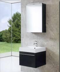 armadietto bagno con specchio mobile bagno lavabo sospeso con cestone estraibile e specchio