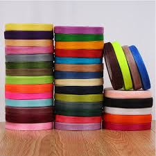 ribbons wholesale 50 yards roll 1 2 12mm organza ribbons wholesale gift packing
