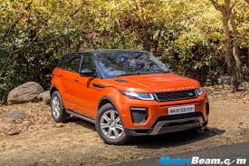 land rover suv 2016 2016 range rover evoque review test drive motorbeam
