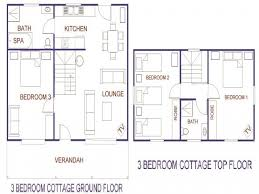 Two Bedroom Cottage Plans by Bedroom Cottage House Plans Rustic House Plans Two Bedroom