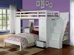 lit superposé avec bureau lit en hauteur avec bureau intégré les atouts indéniables