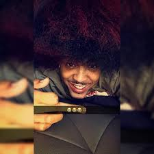 hair like august alsina august alsina s hair is the star of his instagram 101 1 the wiz