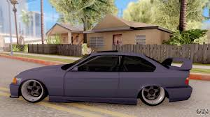 stanced jeep liberty bmw m3 e36 stanced for gta san andreas