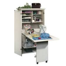 Folding Sewing Machine Table Save Space With A Sewing Machine Cabinet Sewing Furniture