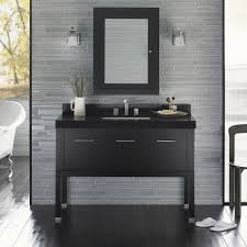 alluring collections of mirrored bathroom vanities by ronbow in