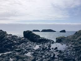 Black Sand Beaches by Travel Iceland Vik Black Sand Beaches Modern Mix Vancouver