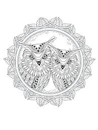 animal mandala coloring pages pdf magnificent printable