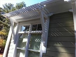 Polycarbonate Window Awnings Awning Door Window Canopy Modern Polycarbonate Blackgrey S