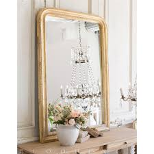 french country style vintage style mirror 1940 kathy kuo home