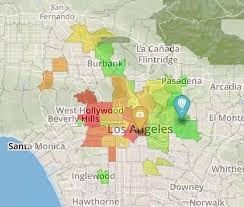 los angeles suburbs map the best safe affordable neighborhoods in los angeles ca quora