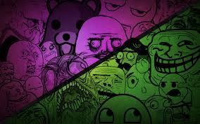 Meme Desktop Wallpaper - troll face funny meme hd wallpaper hd desktop background