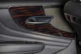 lexus ls interior 2018 lexus ls 500 review