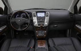 2008 lexus rx 350 information and photos zombiedrive