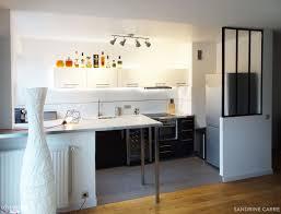 cuisine carré cuisine ouverte et salle d 039 eau modernisées sandrine carré