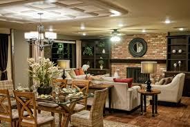 The Living Room Scottsdale Elle Interiors Portfolio Of Transitional Classical Farmhouse